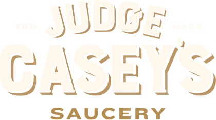 Judge Casey's Ketchup Footer Logo